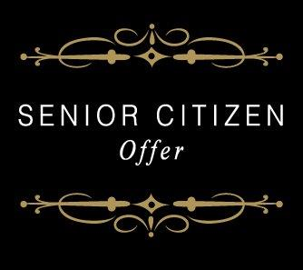 SINFONIA SENIOR CITIZEN OFFER